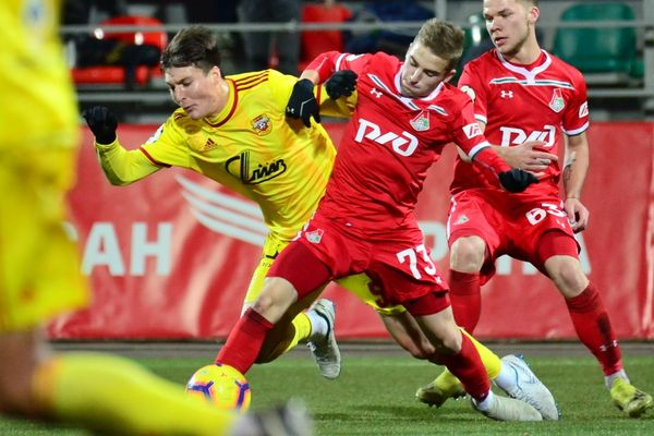 Видеообзор матча «Локомотив-м» — «Арсенал-м»