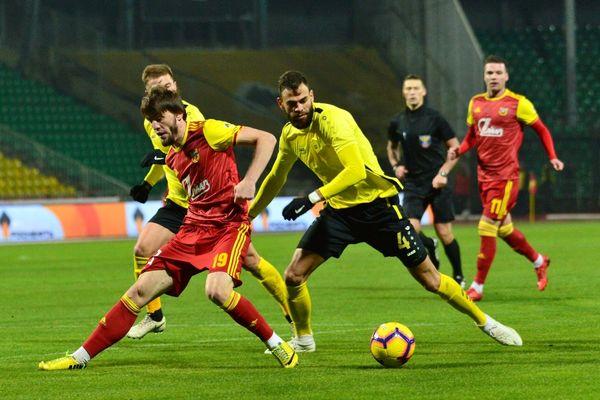 Магомед Адиев: «Анжи» сыграл с «Арсеналом» без огонька