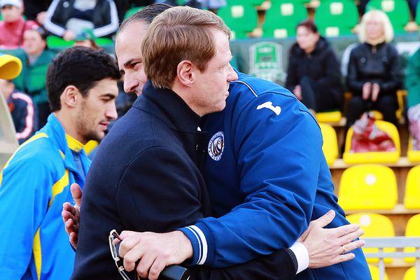 Кононов в первом матче во главе «Спартака» сыграет против Божовича