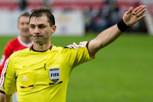 Матч «Арсенал» — «Зенит» отсудит Алексей Еськов