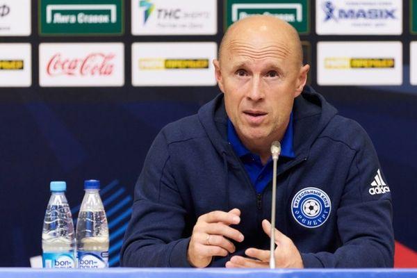 Владимир Федотов: «Арсенал» не позволил «Оренбургу» сыграть более достойно