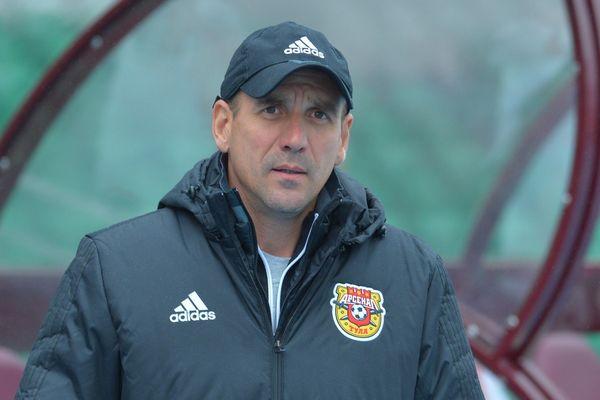 Вадим Гаранин: Где-то в голове «Арсенал-м» не готов укатывать такие команды, как «Анжи-м»