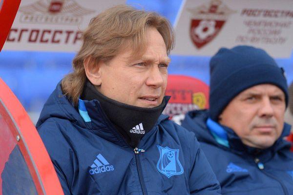 Валерий Карпин: Могу уехать из «Ростова» — не обязательно в «Спартак»