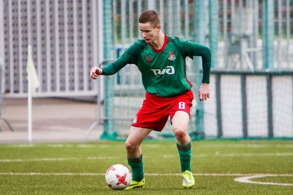 Новомосковец Павел Ходеев завоевал право сыграть в Юношеской лиге УЕФА