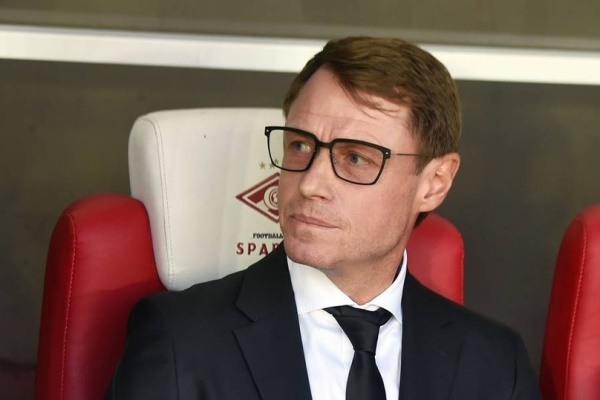 Олег Кононов выиграл дебютный матч в качестве главного тренера «Спартака»