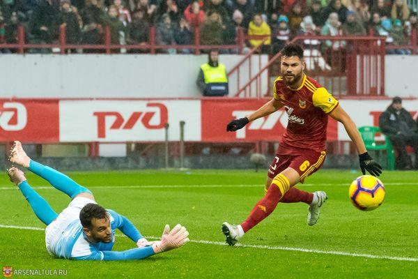 WhoScored: Ткачёв и Беляев — лучшие игроки «Арсенала» в матче с «Локомотивом»