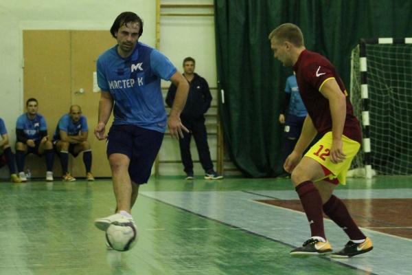«Мастер К» выиграл восьмой матч подряд в чемпионате АМФТО