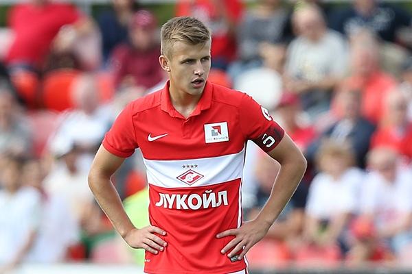 Владислав Пантелеев: Надеюсь, ещё доведётся забить штрафной за главную команду «Спартака»