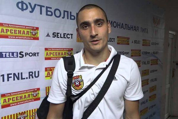 Ринат Тимохин верит в победу новомосковского «Химика» над брянским «Динамо»