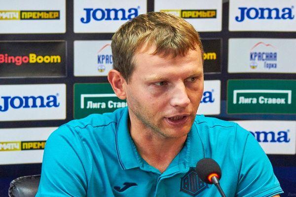 Главный тренер «Уфы» Сергей Томаров ушёл в отставку