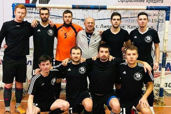 Тульские мини-футболисты с нарушениями слуха выиграли турнир в Липецке