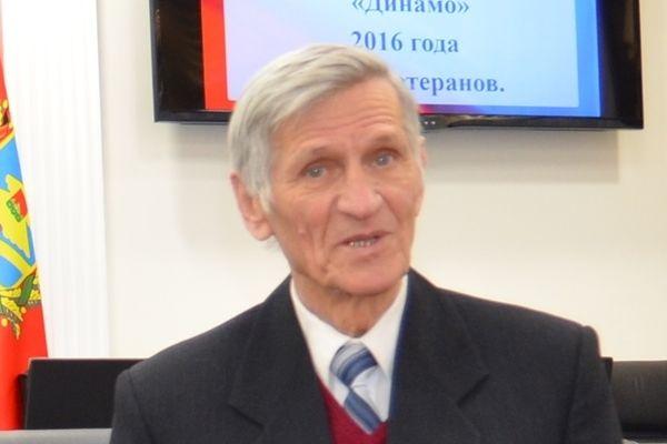 Умер экс-тренер тульского «Металлурга» Владимир Ведерников