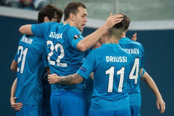 «Зенит» выиграл у «Копенгагена», «Краснодар» победил «Акхисар»