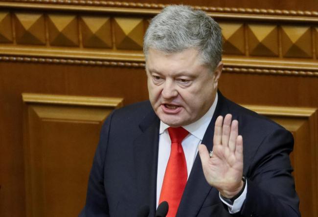 Порошенко: Украина принимает все меры для предотвращения полномасштабного вторжения РФ