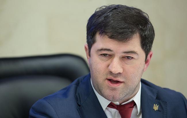 Обвиняемого в коррупции Насирова восстановили в должности главы ГФС