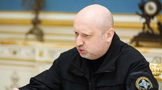 «Без существенного усиления санкций Путин будет чувствовать себя безнаказанным», — Турчинов