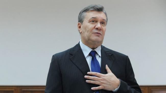 Швейцария продлила замораживание активов Януковича еще на год