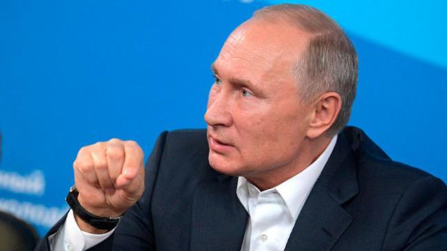 Путин прокомментировал рейтинг Порошенко, Тимошенко и Зеленского