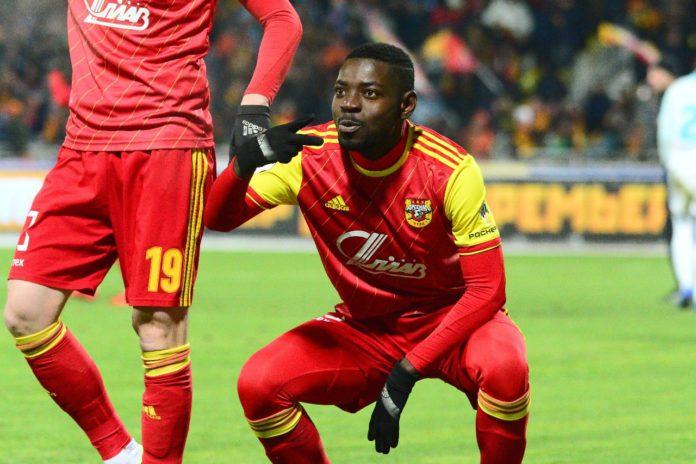 Эванс Кангва: Я начинал играть в футбол центральным нападающим