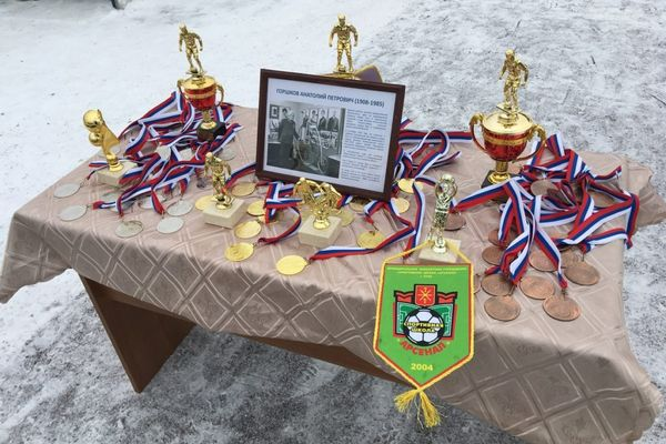 На Косой Горе разыграли Мемориал генерала Горшкова