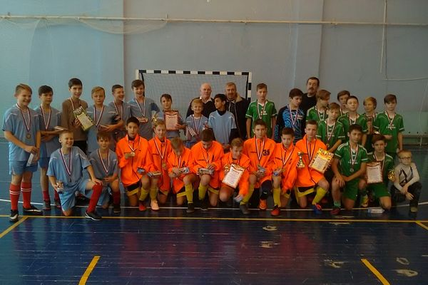 Богородицкий «Олимп» выиграл в Донском Кубок «Спутника»