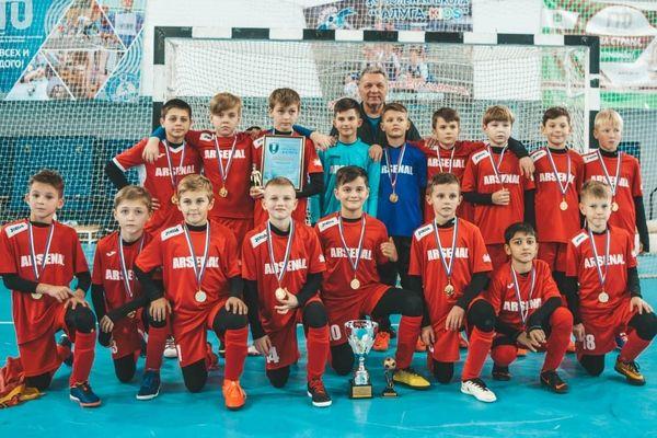 Тульский «Арсенал-2008» выиграл турнир в Калуге