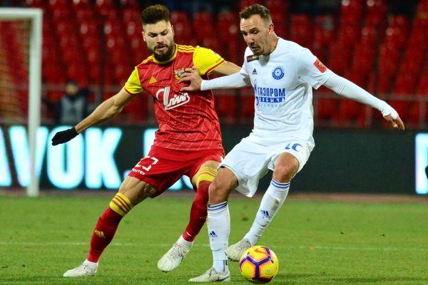 Сергей Кирьяков: «Оренбург» может навести шороху в премьер-лиге