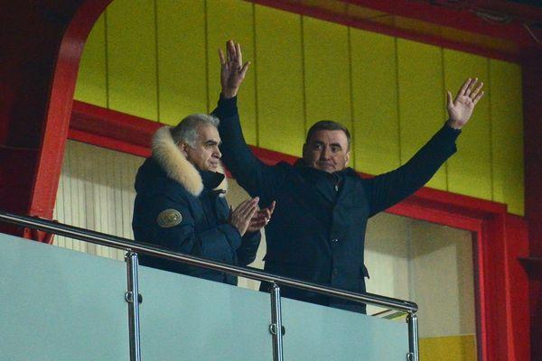 Алексей Дюмин: Футболисты «Арсенала» выложились по полной