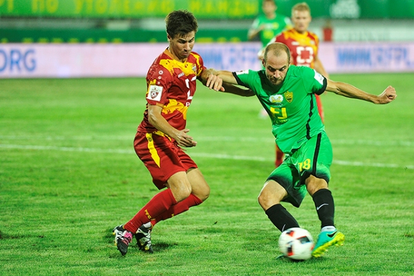 Клубы премьер-лиги заинтересованы в полузащитнике «Астаны»