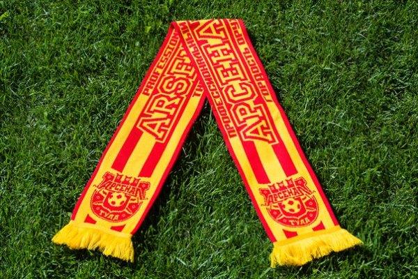 В Туле мужчина украл шарф у болельщика «Арсенала», чтобы ходить на матчи