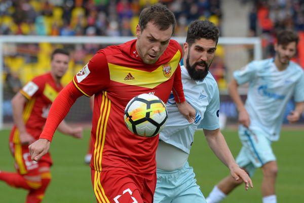 Руслан Нигматуллин: Матч прошлого сезона с «Зенитом» был огненным, но Дзюба тогда играл за «Арсенал»