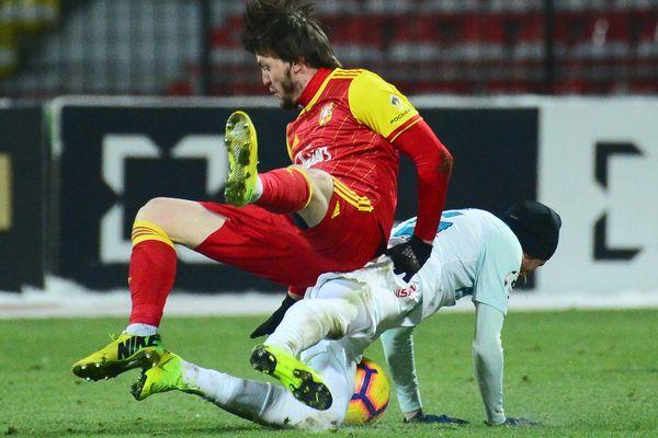 Резиуан Мирзов: «Арсенал» играл с «Зенитом» на атаку