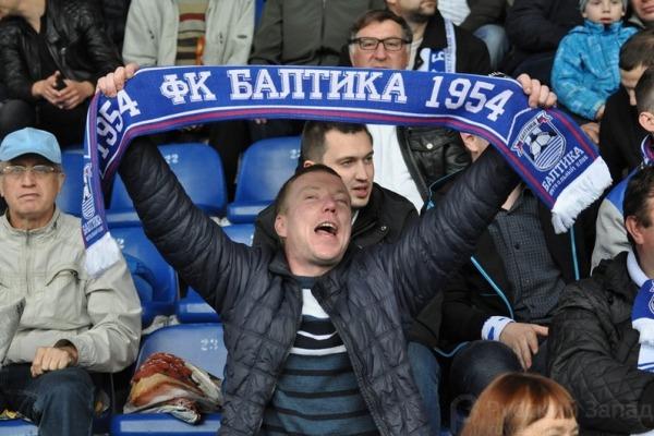 «Балтика» не будет выходить в премьер-лигу в ближайшие годы