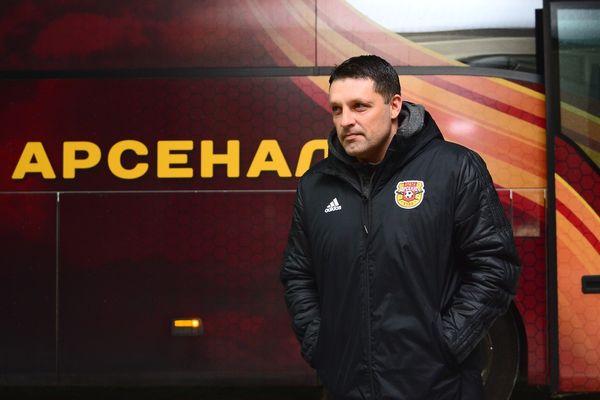 Игорь Черевченко: Две-три позиции в «Арсенале» нуждаются в усилении