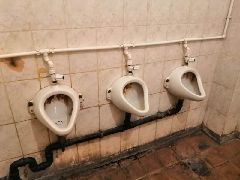 В спорткомплексе Туламашзавода нашли плесень и грибок (+фото)
