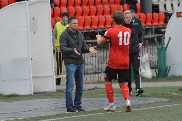 Дмитрий Трифонов: «Химик» получил от Семшова серьёзный опыт