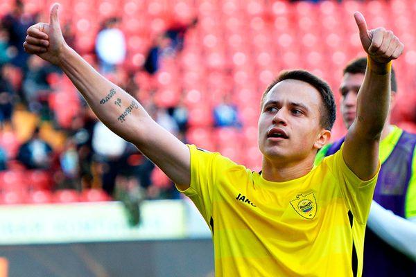 Константин Савичев намерен уйти из «Анжи»