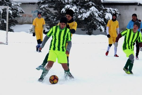Стартовало зимнее первенство Суворовского района