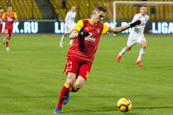 Лука Джорджевич: «Арсеналу» и «Зениту» нужны очки