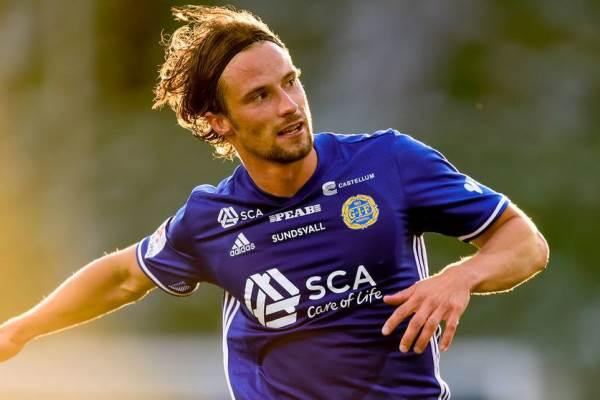 Линус Халлениус вместо перехода в «Арсенал» останется в Швеции
