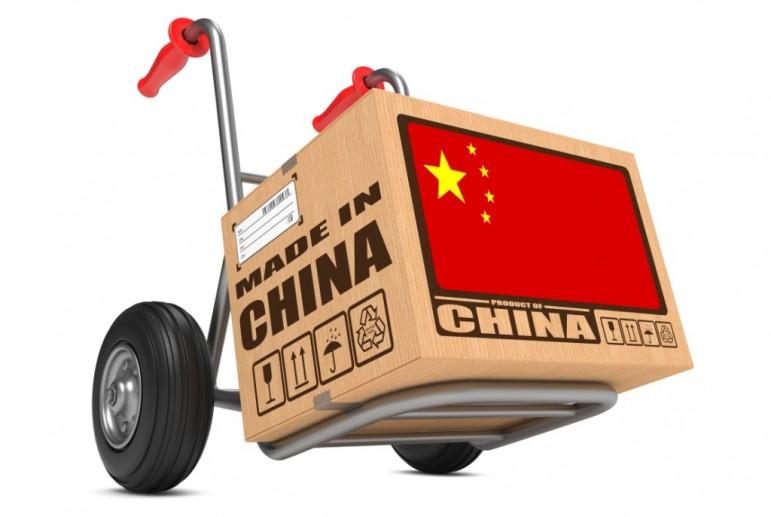 Доставка грузов и товаров из Китая в Украину