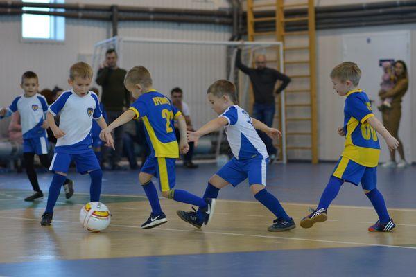 В Шатске разыграли «Пряничный кубок» по мини-футболу