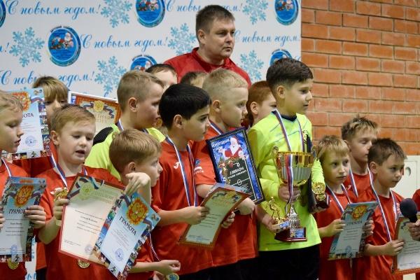 Новомосковский «Химик-2009» выиграл турнир в Кимовске