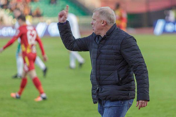 Сергей Кирьяков: Скоростные качества Кангвы и Бакаева сыграли ключевую роль