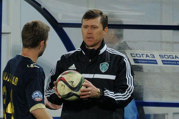 «Балтика» отправила в отставку Игоря Ледяхова