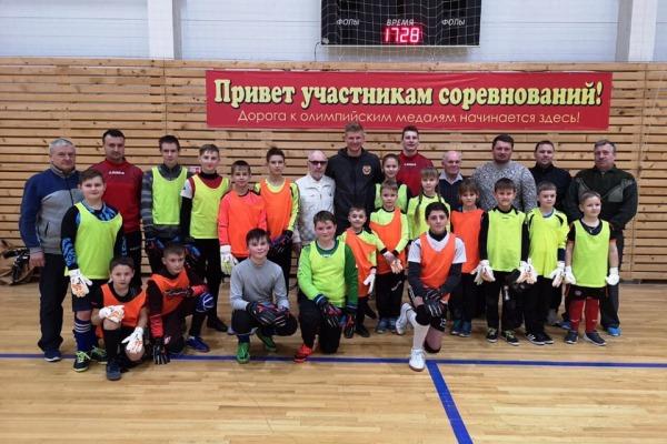 Михаил Левашов провёл мастер-класс в Богородицке