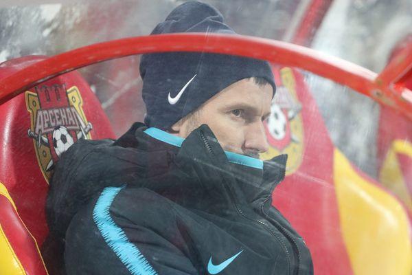 Сергей Семак: После третьего гола «Арсенала» уже не хватило сил отыграться