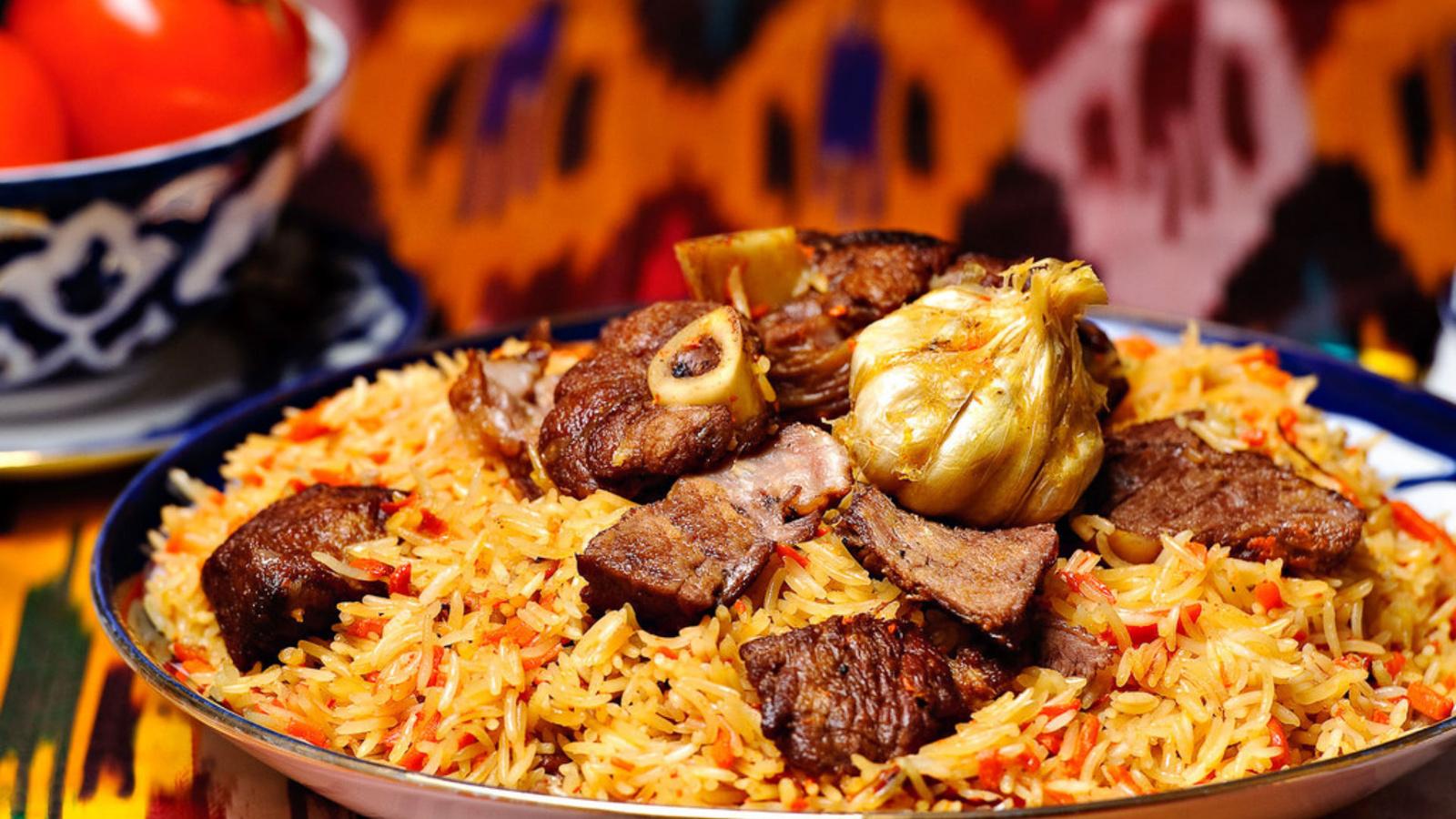Особенности традиционной восточной кухни