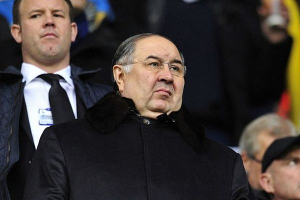 Алишер Усманов: Теперь помогаю «Арсеналу» из Тулы
