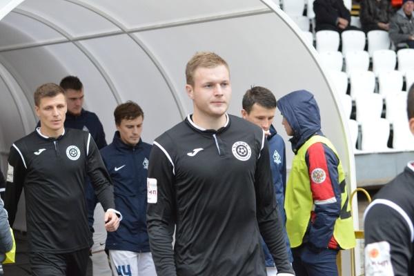 Защитник новомосковского «Химика» приехал в гости к хавбеку «Манчестер Сити»